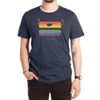 Love Wins - mens-extra-soft-tee - small view