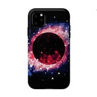 Black Hole - double-duty-phone-case - small view