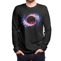 Black Hole - mens-long-sleeve-tee - small view