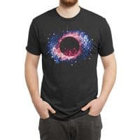 Black Hole - mens-triblend-tee - small view