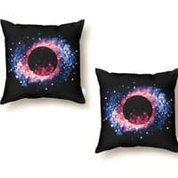 Black Hole - throw-pillow - small view