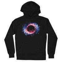 Black Hole - unisex-lightweight-pullover-hoody - small view
