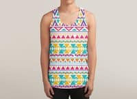 Pattern Overload - sublimated-tank - small view
