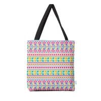 Pattern Overload - tote-bag - small view