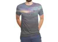 Northern Sky - mens-sublimated-triblend-tee - small view