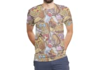 Edible - mens-sublimated-triblend-tee - small view