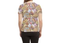 Edible - womens-sublimated-triblend-tee - small view