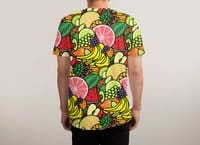 Fruit Print - mens-sublimated-tee - small view