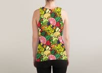 Fruit Print - sublimated-tank - small view