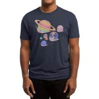 Universe Walk - mens-triblend-tee - small view