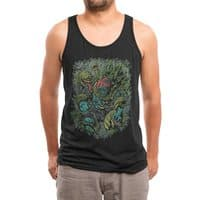 Zombie Runningback - mens-triblend-tank - small view