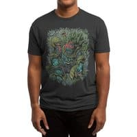 Zombie Runningback - mens-triblend-tee - small view