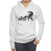 Alien Evolution - hoody - small view
