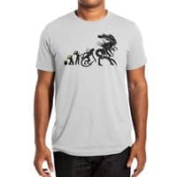Alien Evolution - mens-extra-soft-tee - small view