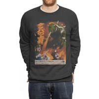 Bowzilla - crew-sweatshirt - small view