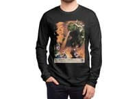 Bowzilla - mens-long-sleeve-tee - small view