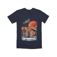 PLANET X - mens-premium-tee - small view