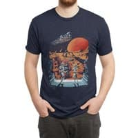 PLANET X - mens-triblend-tee - small view