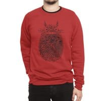 Unusual Fingerprint - crew-sweatshirt - small view