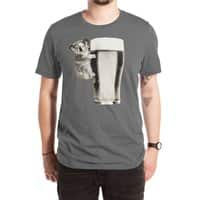 Koala Loves Beer - mens-extra-soft-tee - small view