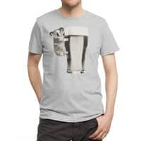 Koala Loves Beer - mens-regular-tee - small view