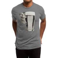 Koala Loves Beer - mens-triblend-tee - small view