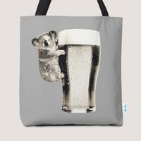 Koala Loves Beer - small view