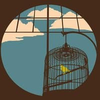 A Caged Bird Dreams - small view