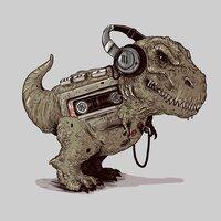 Tyrannosaurus Walkman - small view