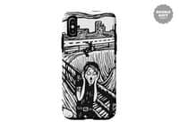 The Scr-Emo - double-duty-phone-case - small view