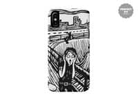 The Scr-Emo - perfect-fit-phone-case - small view