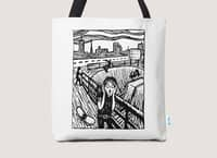 The Scr-Emo - tote-bag - small view