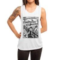 The Scr-Emo - womens-muscle-tank - small view