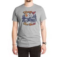 Camp of Lost Souls - mens-extra-soft-tee - small view