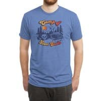 Camp of Lost Souls - mens-triblend-tee - small view