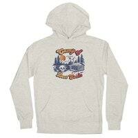 Camp of Lost Souls - unisex-lightweight-pullover-hoody - small view