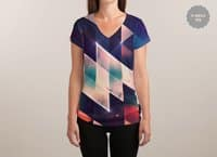 Brykyng Brykyn - womens-sublimated-v-neck - small view