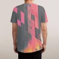 Ylmyst Tyme - mens-sublimated-triblend-tee - small view