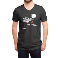 Acute Invasion - vneck - small view