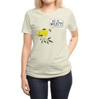 Birds & The Bees - womens-regular-tee - small view
