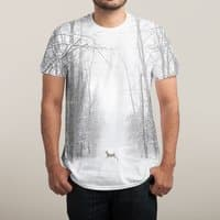 Deer Prudence - mens-sublimated-tee - small view