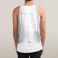 Deer Prudence - sublimated-tank - small view