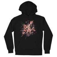 The Entrance - unisex-lightweight-pullover-hoody - small view