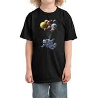Space Travel - kids-tee - small view