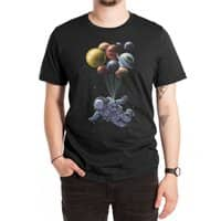 Space Travel - mens-extra-soft-tee - small view