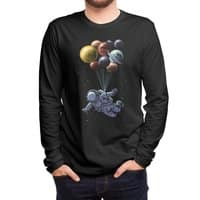 Space Travel - mens-long-sleeve-tee - small view