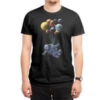 Space Travel - mens-regular-tee - small view