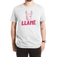 LLAME - mens-extra-soft-tee - small view