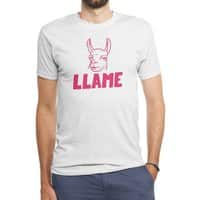 LLAME - mens-triblend-tee - small view