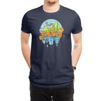 Yeah Attitude - mens-regular-tee - small view